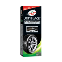 (ORIGINAL) TURTLE WAX® JET BLACK™ BLACK ENDURA-SHINE TIRE COAT KIT