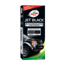 (ORIGINAL) TURTLE WAX® JET BLACK™ BLACK ENDURA-SHINE TRIM COATING