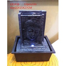 CHINESE FENG SHUI WATER FOUNTAIN - BUDDHA DECORATION - 1836