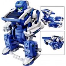 3 IN 1 EDUCATIONAL SOLAR ROBOT KITS