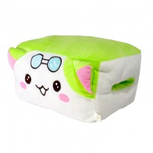 KITTY GARDEN MILKY PILLOW