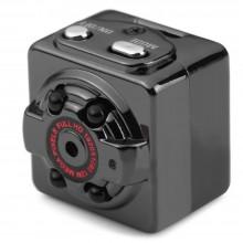 SQ8 MINI PORTABLE 1080P FULL HD CAR DVR CAMERA RECORDER Black