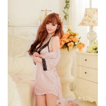 Sexy Babydoll Dress With Robes YW626(3PCS)