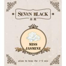 SEVEN BLACK Organic Premium Flower Tea - Miss Jasmine