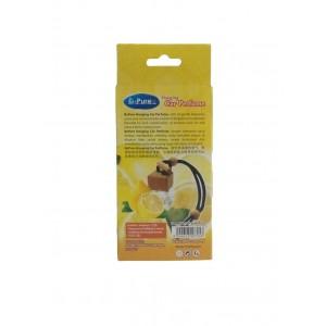 BE PURE Hanging Car Perfume Air Freshener Lemon/Lavender/Vanilla