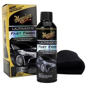 (NEW) ORIGINAL MEGUAIRS/Meguiar's | Ultimate Fast Finish | Car Wax/Paint Protect