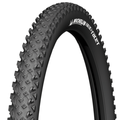 MICHELIN Wild Race'R MTB Tyre 27.5 x 2.25in