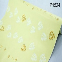 3D PVC SELF ADHESIVE WALLPAPER P1524
